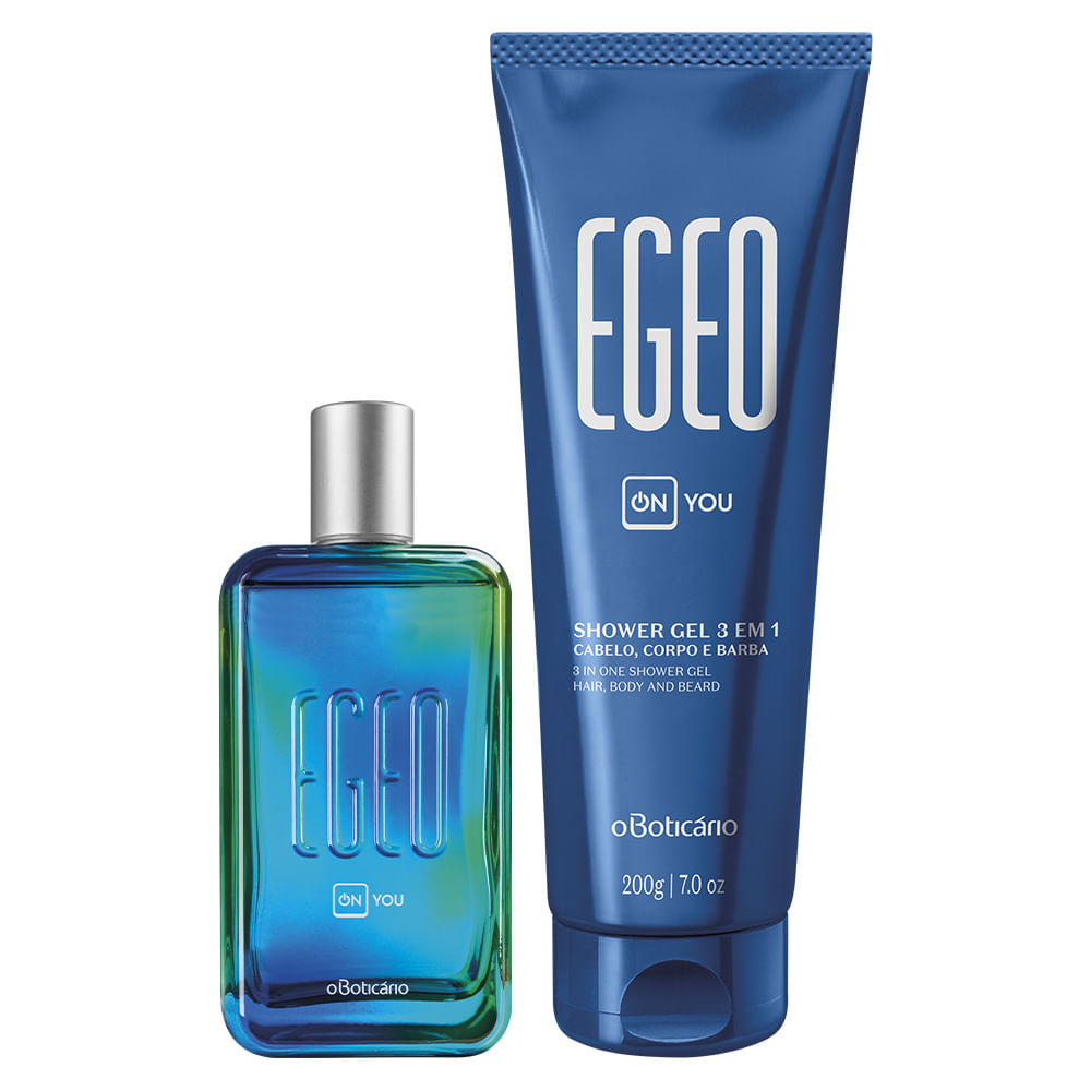 Combo-Egeo-On-You--Desodorante-Colonia---Shower-Gel-Cabelo-Corpo-e-Barba